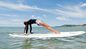 Yoga e Pilates al mare in Maremma Toscana