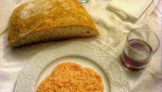 La Pomodorata, un piatto antico della mia Maremma