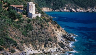 The Towers and Fortresses of Argentario