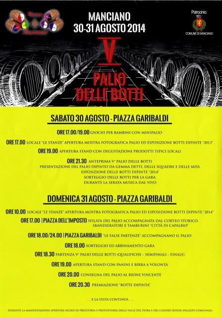 programma_manciano_V_ Palio Botti