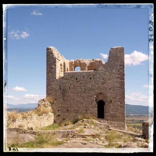 Castello di Montemassi Roccastrada, Grosseto - Foto Silvia Bolognesi