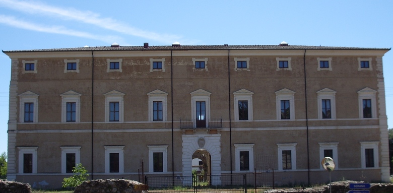 Villa_Sforzesca_Castell'Azzara_(GR)