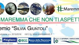 Premio Silvia Giuntoli: 11 classi al lavoro per raccontare la Maremma che non ti aspetti!