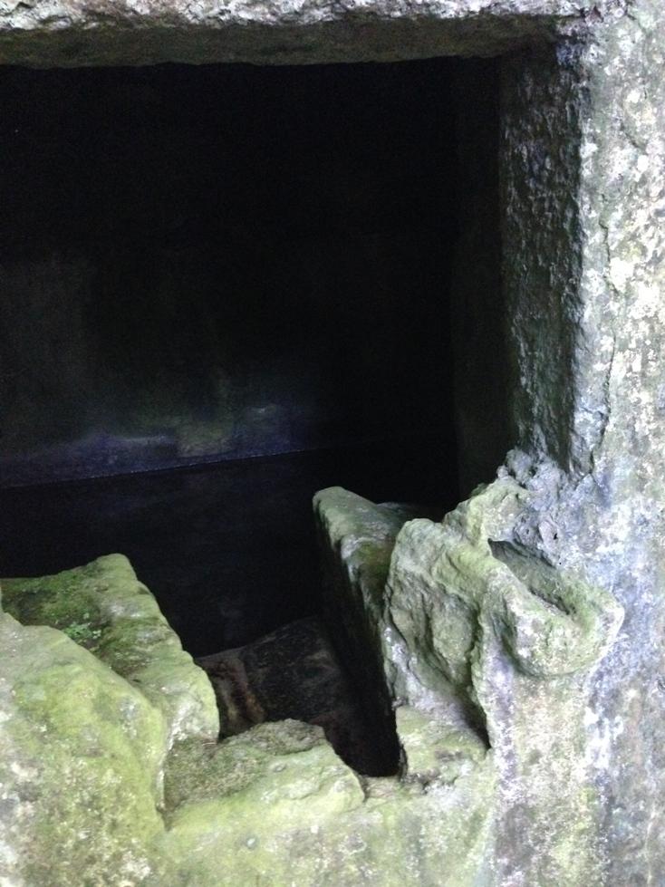 La cisterna della Fonte