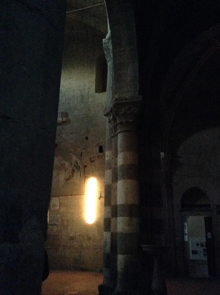 sole estate cattedrale sovana