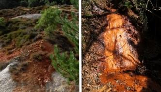 Aspetti identificativi del paesaggio in Maremma: il paesaggio minerario.