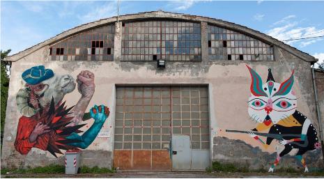 (Arcidosso, Via Roma 43) Foto Facebook/ArtQ associazione