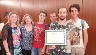 L'istituto tecnico Leonardo da Vinci di Arcidosso vince il Premio Giuntoli